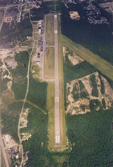 Hazleton Regional Airport